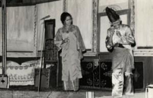 arif husein siregar lakon musang berjangut 1970