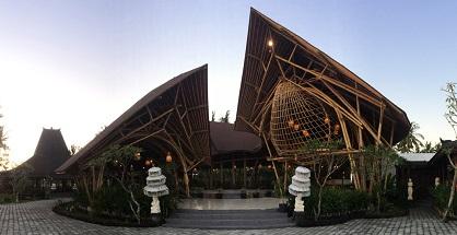 Bamboe Koening Restaurant - Bali / Effan Adhiwira