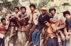 Generasi muda TENA tahun 80-an (koleksi D. Rifai Harahap)