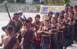 Foto: Horas Samosir Fiesta 2016-godang naposo. (ist)