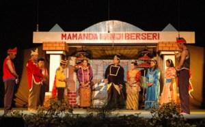 Foto: Mamanda Teater Rakyat Kalsel (ist)