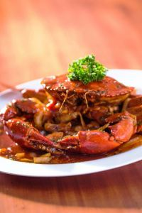 Foto: Masakan Kepiting, Jamuan Samudra. (ist)