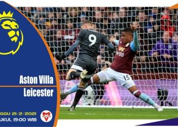 Aston Villa vs Leicester