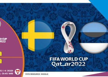 Prediksi Pertandingan Swedia vs Estonia - 1 April 2021