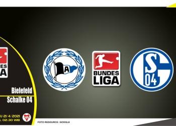 Prediksi Liga Jerman: Arminia Bielefeld vs Schalke 04 - 21 April 2021