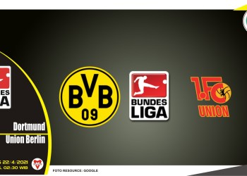 Prediksi Liga Jerman: Dortmund vs Union Berlin- 22 April 2021