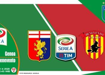 Prediksi Liga Italia: Genoa vs Benevento - 22 April 2021