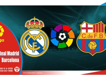 Prediksi Liga Spanyol: Real Madrid vs Barcelona - 11 April 2021