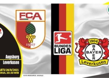 Prediksi Augsburg vs Leverkusen - Liga Jerman 28 Agustus 2021