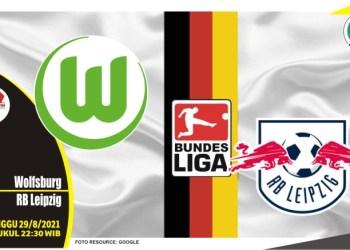Prediksi Wolfsburg vs RB Leipzig - Liga Jerman 29 Agustus 2021