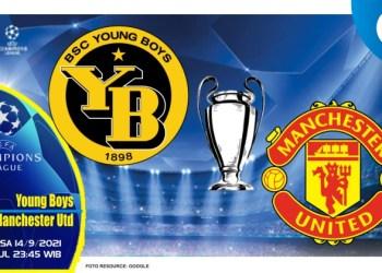 Prediksi Young Boys vs Manchester United - Liga Champions 14 September 2021