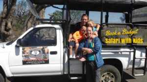 Book a Budget South Africa Safari with Kids