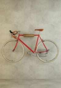 Hang a Bike on Your Garage Wall | Garaga