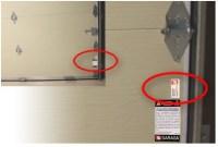 Where is my garage door serial number located? | Garaga