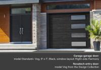 Vog Garage Doors | Garaga | Novatech