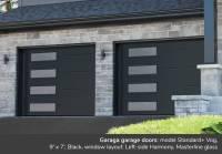 Masterline Windows | Garage Doors | Garaga | Novatech
