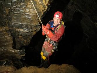 Grotte du poteux (suisse)