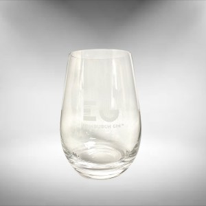 Edinburgh Gin Glass Plain
