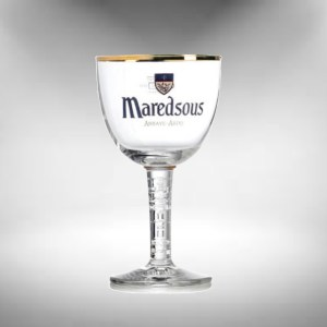 Maredsous Beer Glass