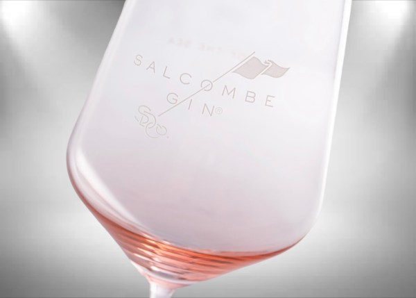 Salcombe Gin Glasses Front