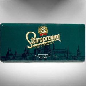Staropramen Sign Original