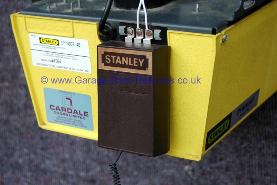 Stanley Gate Operator Wiring Diagram