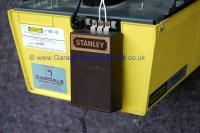 Remote control system upgrade kit for Stanley garage door