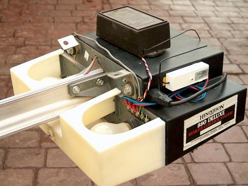 electric garage door opener wiring diagram case ih 2388 remote control system upgrade kit for henderson operators