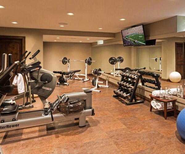 Inspirational Garage Gyms & Ideas Gallery Pg 7