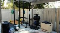 Inspirational Garage Gyms & Ideas Gallery Pg 7
