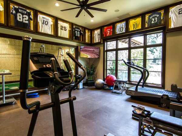 Inspirational Garage Gyms Amp Ideas Gallery Pg 7 Garage Gyms