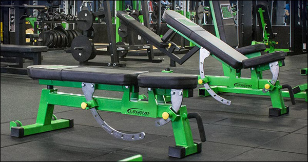 Weight Bench Review Legend 3103 Adjustable Bench