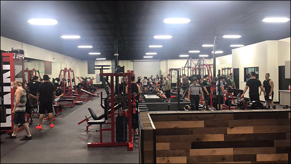 Gym Memberships Vs A Garage Gym The Numbers
