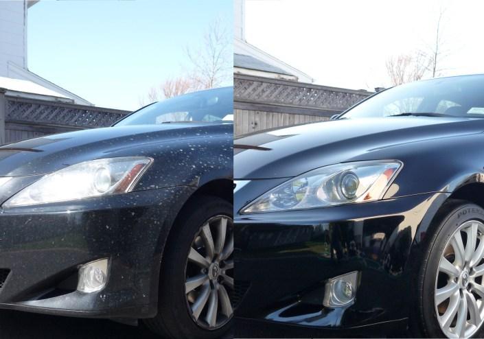 lavage automobile Pessac avec le garage SL-V