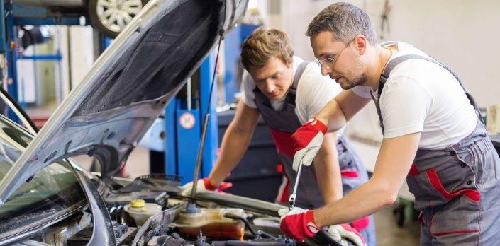 Pessac Auto : garage Sl-V mécanique