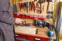 Garage als Werkstatt nutzen