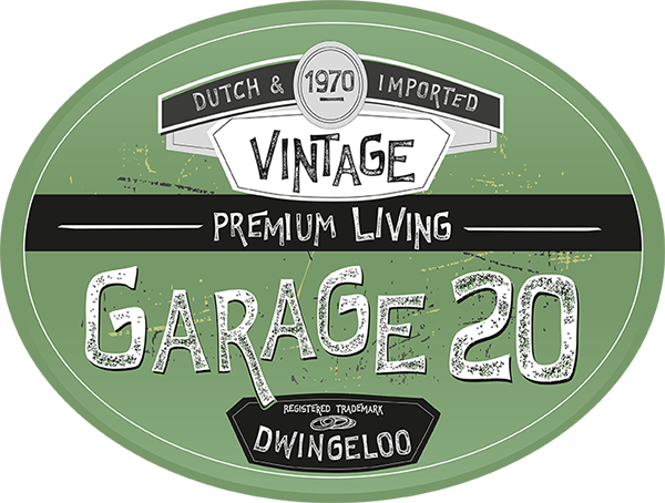 logo Garage20 Premium Living