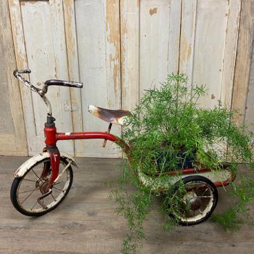 Vintage driewielertje