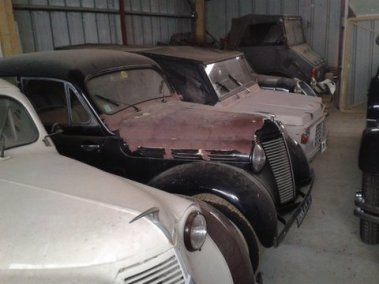 Barn Finds Gers