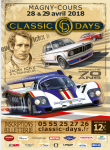 Magny-Cours Classic Racing April 2018
