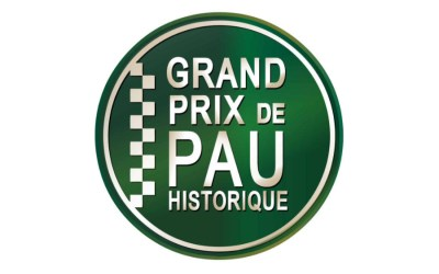 Classic Car Show at Pau Historic Grand Prix