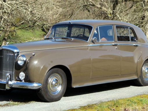 1959 Bentley S1 Sports Saloon
