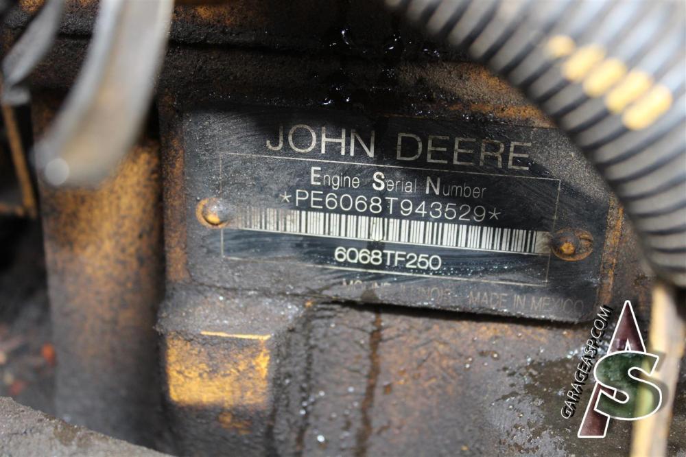 medium resolution of 643 john deere 650d engine isuzu 6wg1x 6wg1xysa02 se502072 6wg1xysa02 3358
