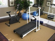 Small Home Exercise Room