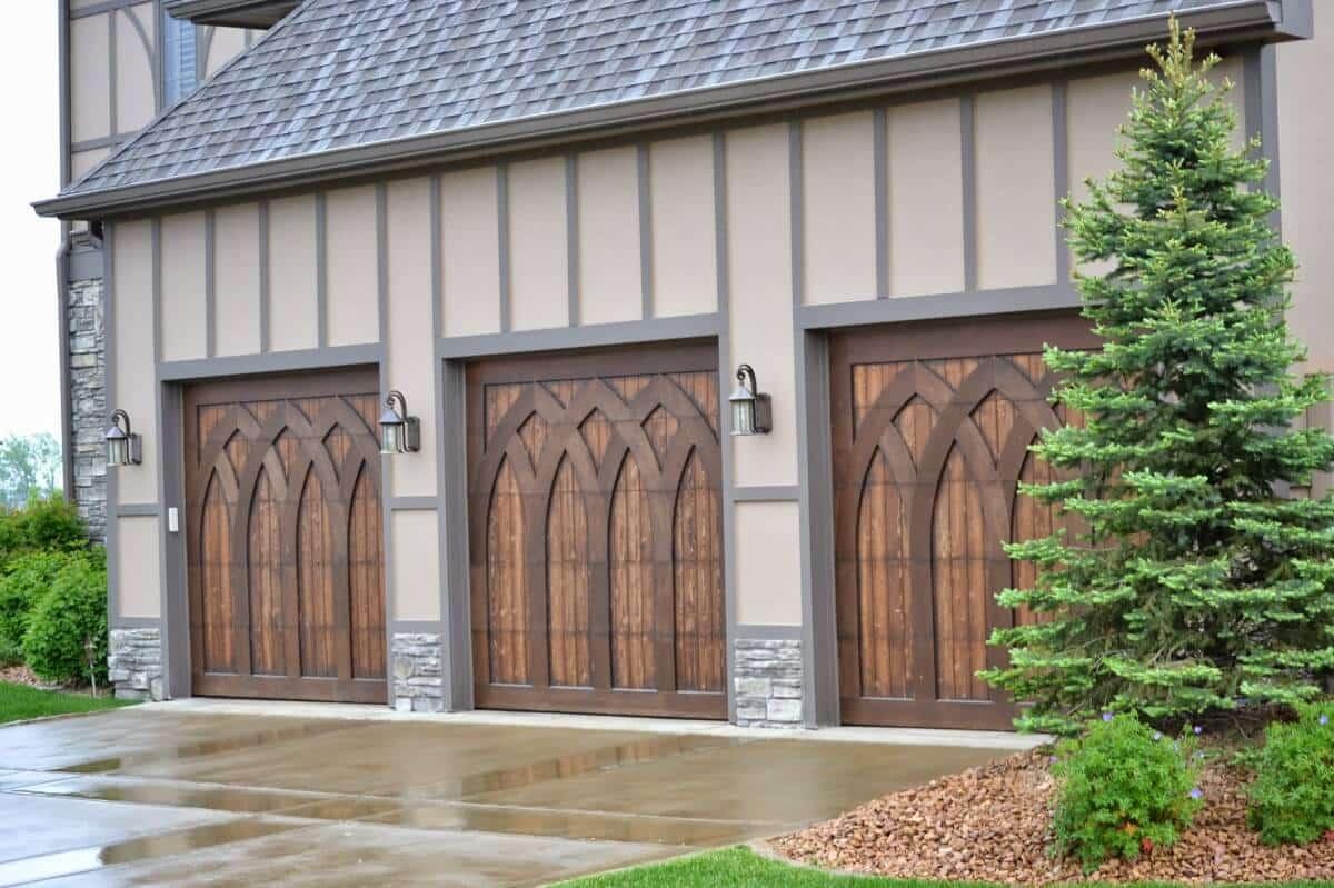hight resolution of wayne dalton wooden garage doors