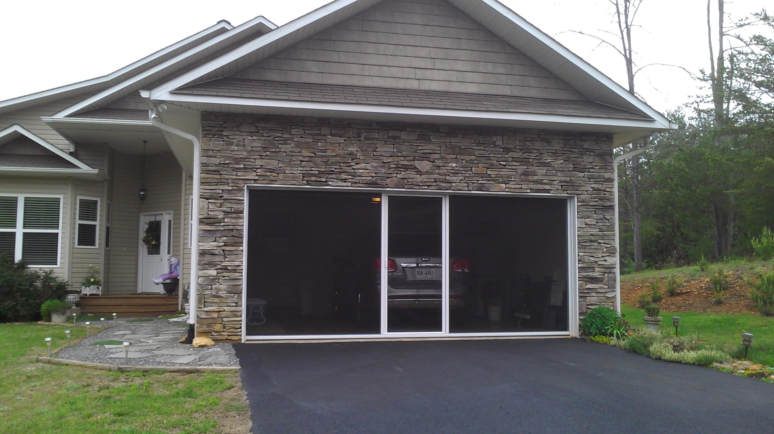 garage door screen  garage door screens  retractable garage door screen  garage screen doors