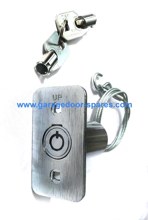 Emergency Release Lock  Cable  Garage Door Spares