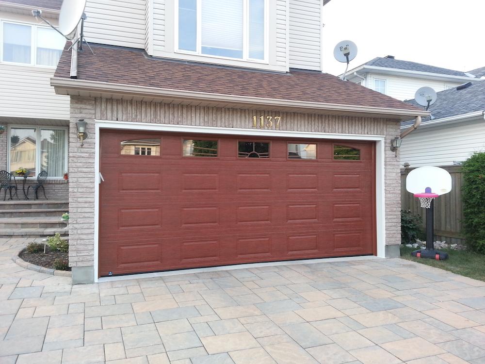 Our Portfolio Gallery  The Garage Door Depot  Ottawa