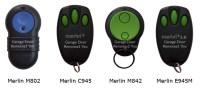 Merlin Garage Door Remote Controls