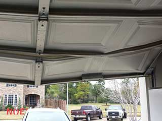 Fast Garage Door Off Track Repair Near Alpharetta